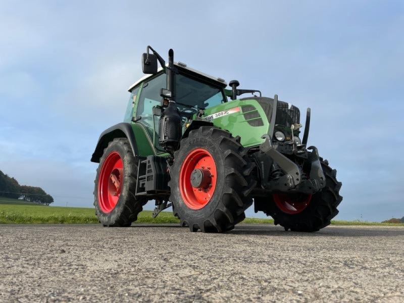 Traktor a típus Fendt 309 Vario TMS SCR, Gebrauchtmaschine ekkor: Steinau  (Kép 1)