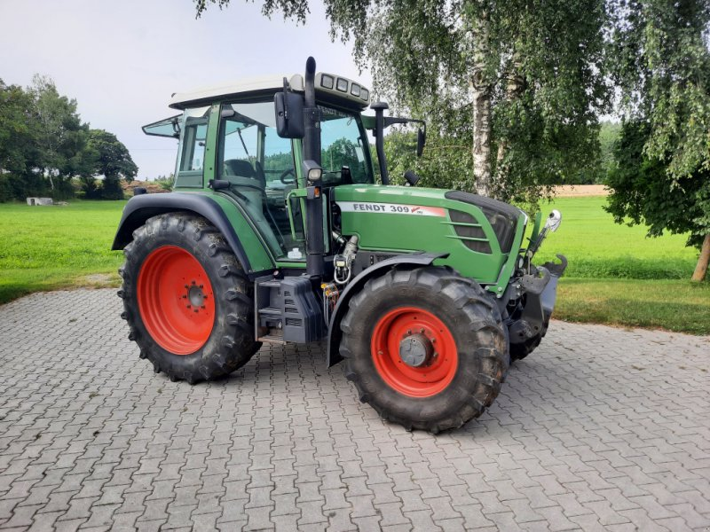 Traktor a típus Fendt 309 Vario TMS, Gebrauchtmaschine ekkor: Tirschenreuth (Kép 1)