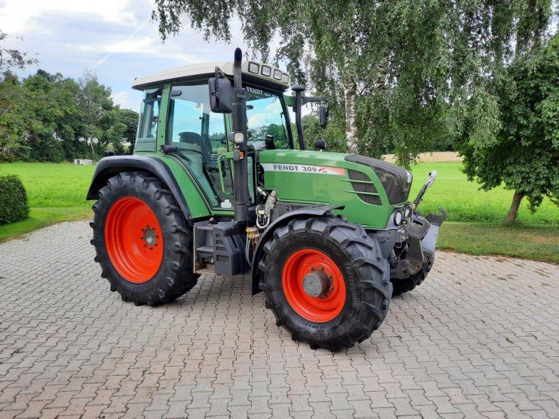 Traktor типа Fendt 309 Vario TMS, Gebrauchtmaschine в Tirschenreuth (Фотография 1)