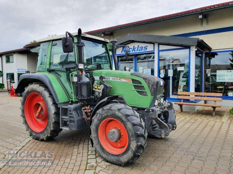 Traktor a típus Fendt 309 Vario TMS, Gebrauchtmaschine ekkor: Schirradorf (Kép 1)