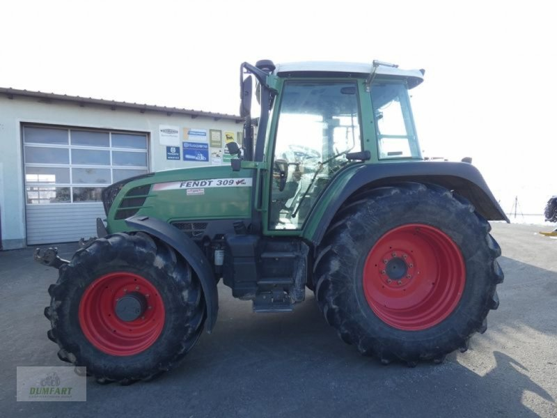 Traktor a típus Fendt 309 Vario, Gebrauchtmaschine ekkor: Bad Leonfelden (Kép 1)