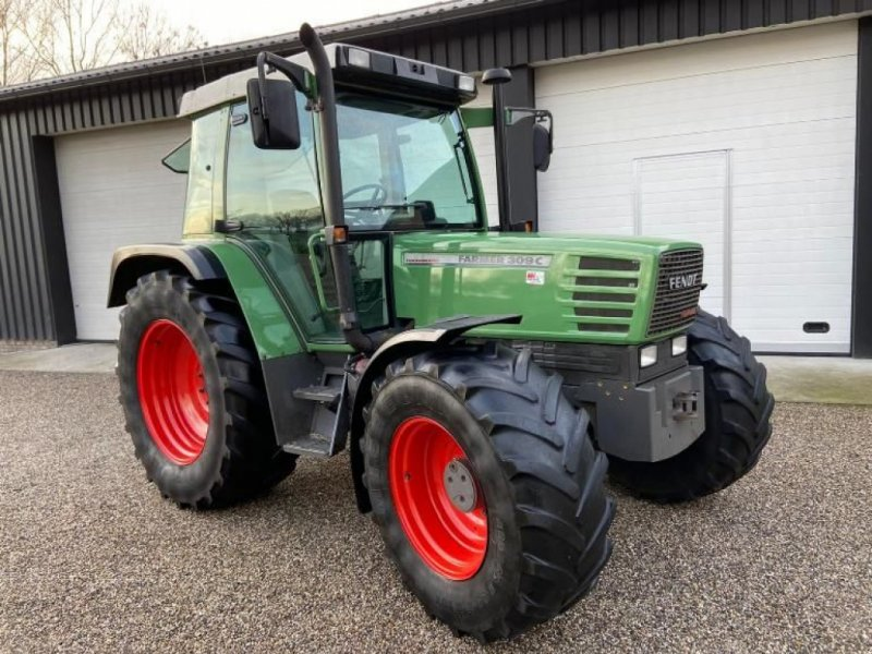 Traktor a típus Fendt 309, Gebrauchtmaschine ekkor: Linde (dr) (Kép 1)