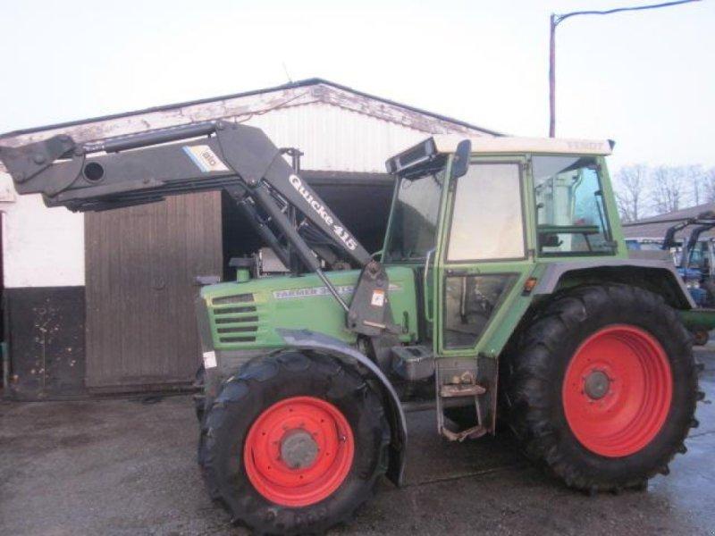 Traktor a típus Fendt 309LSA, Gebrauchtmaschine ekkor: Ziegenhagen (Kép 1)