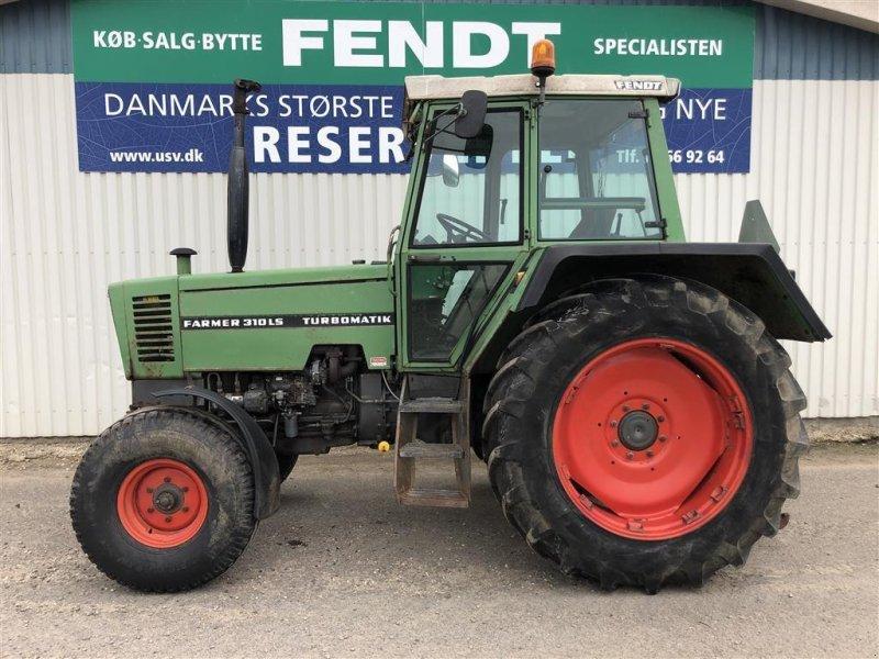 Traktor des Typs Fendt 310 LS Turbomatic, Gebrauchtmaschine in Rødekro (Bild 1)