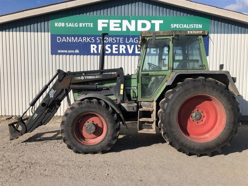 Traktor tip Fendt 310 LSA Farmer Med Trima Frontlæsser, Gebrauchtmaschine in Rødekro (Poză 1)
