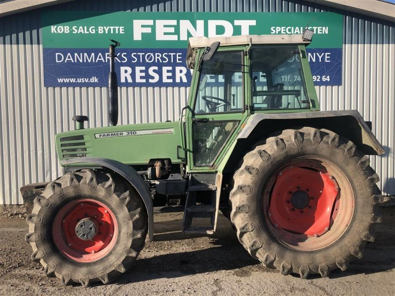 Traktor tip Fendt 310 LSA Farmer, Gebrauchtmaschine in Rødekro (Poză 1)