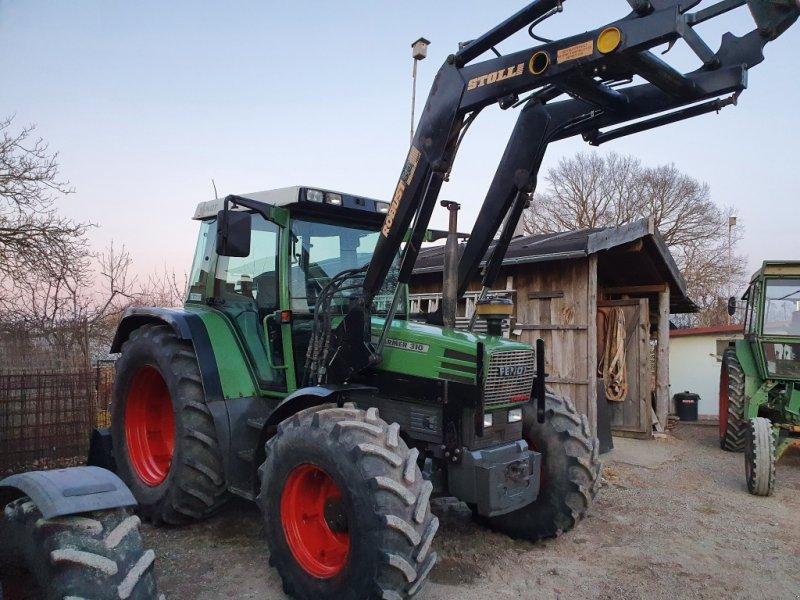 Traktor des Typs Fendt 310 LSA, Gebrauchtmaschine in Gablingen (Bild 1)