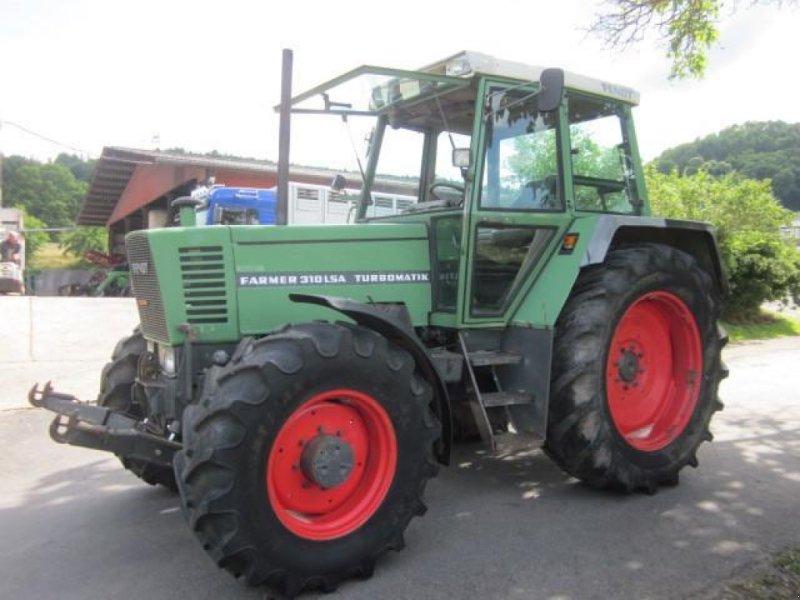 Traktor des Typs Fendt 310 LSA, Gebrauchtmaschine in Ziegenhagen (Bild 1)
