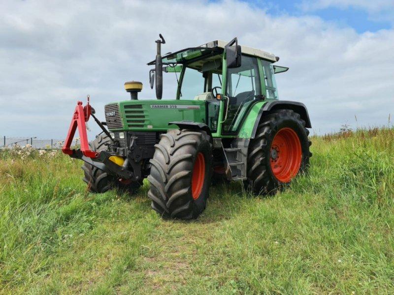 Traktor des Typs Fendt 310 LSA, Gebrauchtmaschine in Almelo (Bild 1)