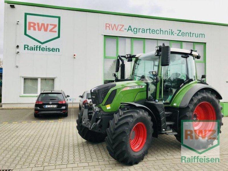 Traktor des Typs Fendt 310 S4 PROFI, Ausstellungsmaschine in Rommerskirchen (Bild 4)