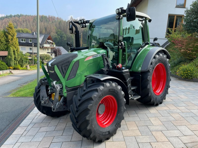 Traktor tipa Fendt 310 Vario POWER, Gebrauchtmaschine u Freudenberg (Slika 1)