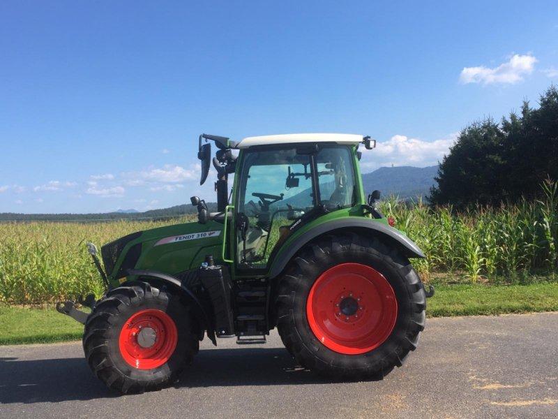 Traktor des Typs Fendt 310 Vario S4 Power, Gebrauchtmaschine in Furth (Bild 1)