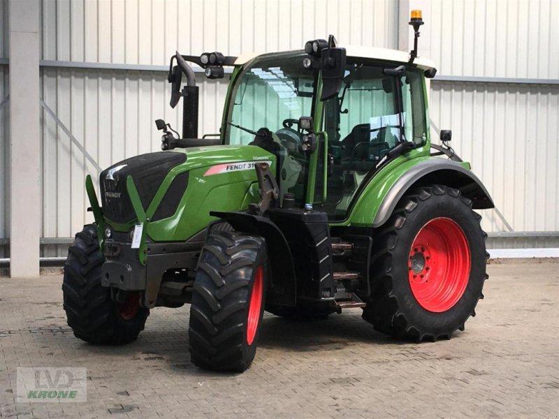 Traktor des Typs Fendt 310 Vario S4, Gebrauchtmaschine in Spelle (Bild 1)