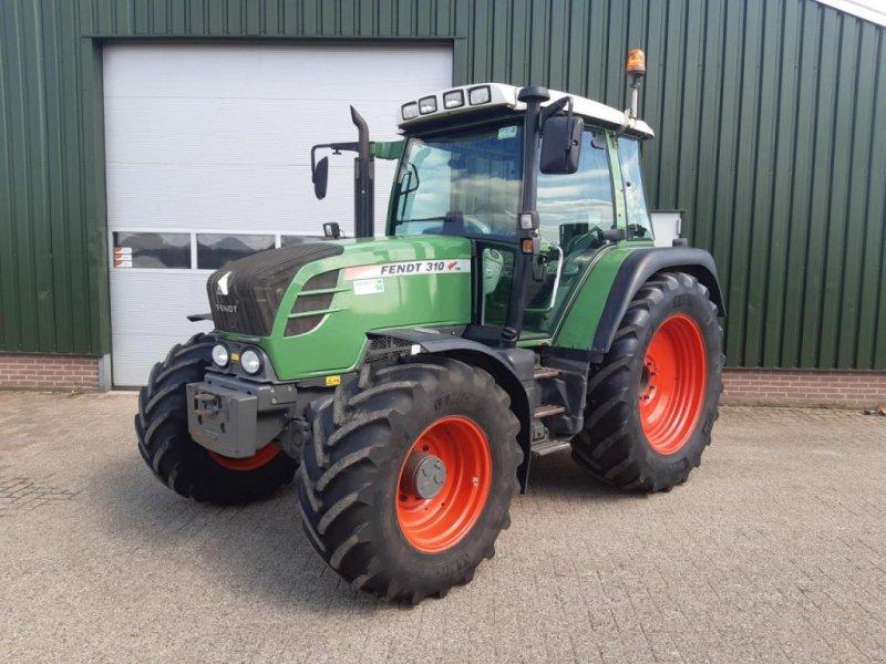 Traktor типа Fendt 310 Vario TMS, Gebrauchtmaschine в heerde (Фотография 1)