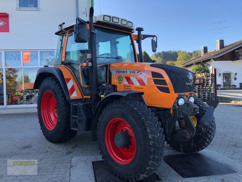 Traktor des Typs Fendt 310 Vario TMS, Gebrauchtmaschine in Söchtenau (Bild 1)