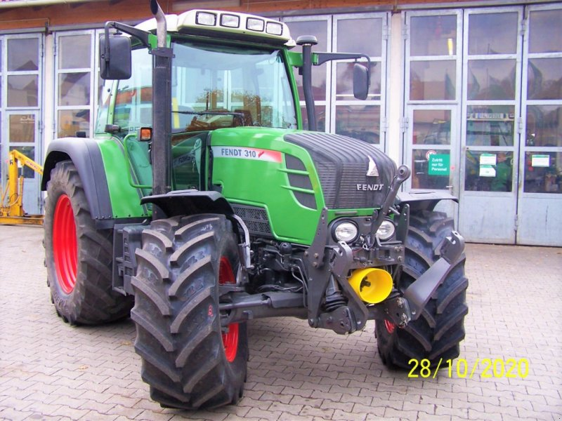 Traktor des Typs Fendt 310 Vario TMS, Gebrauchtmaschine in Murnau (Bild 2)