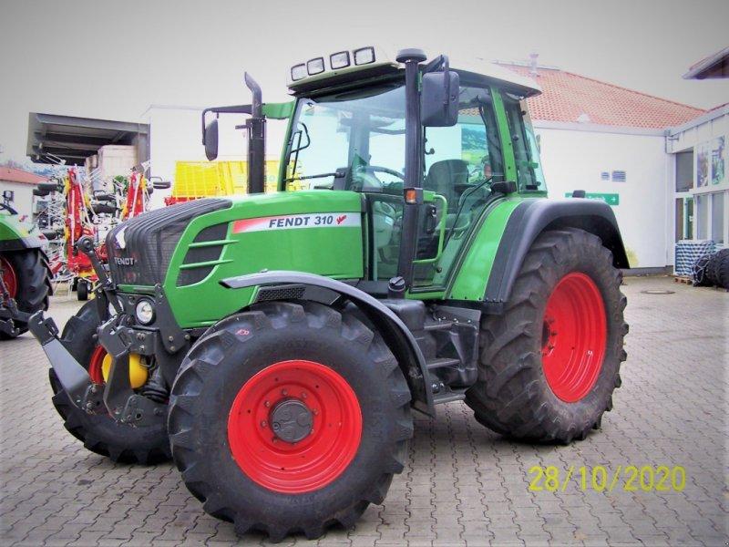 Traktor des Typs Fendt 310 Vario TMS, Gebrauchtmaschine in Murnau (Bild 3)