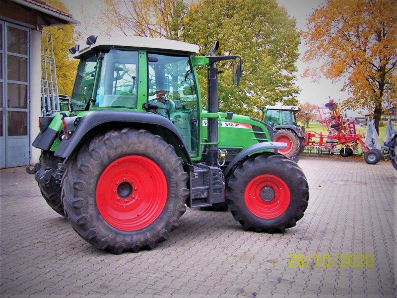 Traktor des Typs Fendt 310 Vario TMS, Gebrauchtmaschine in Murnau (Bild 4)