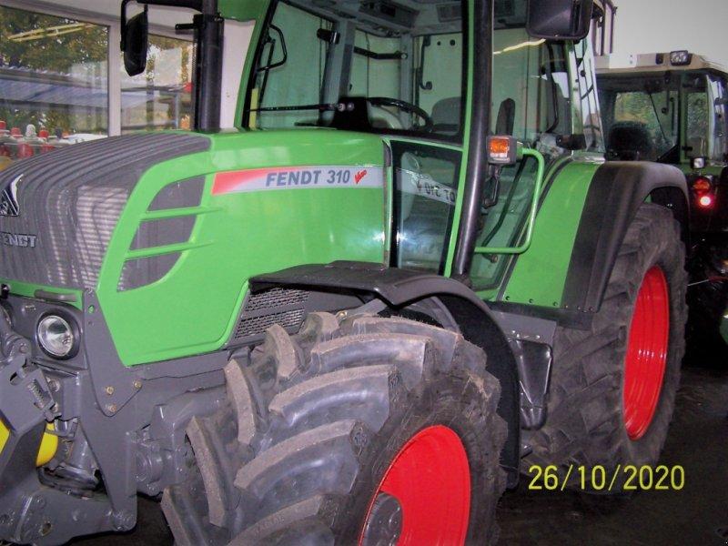 Traktor des Typs Fendt 310 Vario TMS, Gebrauchtmaschine in Murnau (Bild 11)