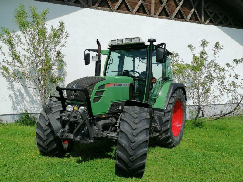 Traktor tip Fendt 310 Vario TMS, Gebrauchtmaschine in Wurmannsquick (Poză 1)