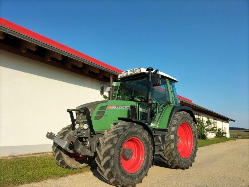 Traktor типа Fendt 310 Vario TMS, Gebrauchtmaschine в Wurmannsquick (Фотография 1)