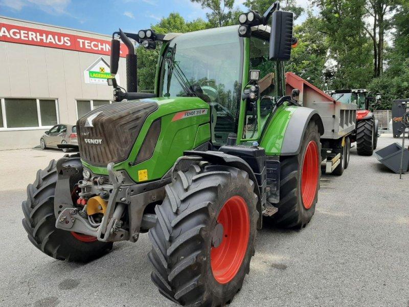 Traktor des Typs Fendt 310 Vario, Gebrauchtmaschine in Bergheim (Bild 1)