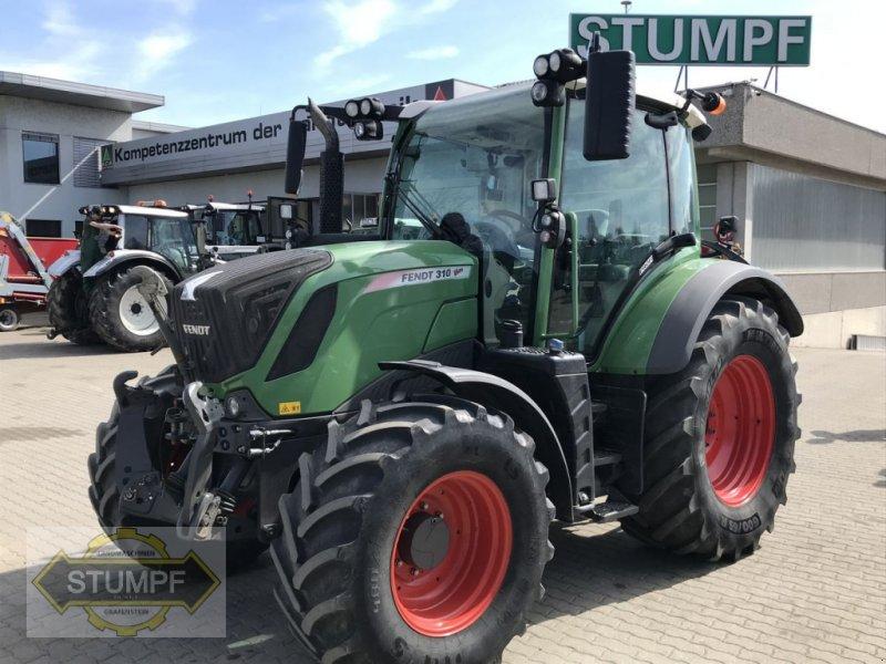 Traktor des Typs Fendt 310 Vario, Gebrauchtmaschine in Grafenstein (Bild 1)