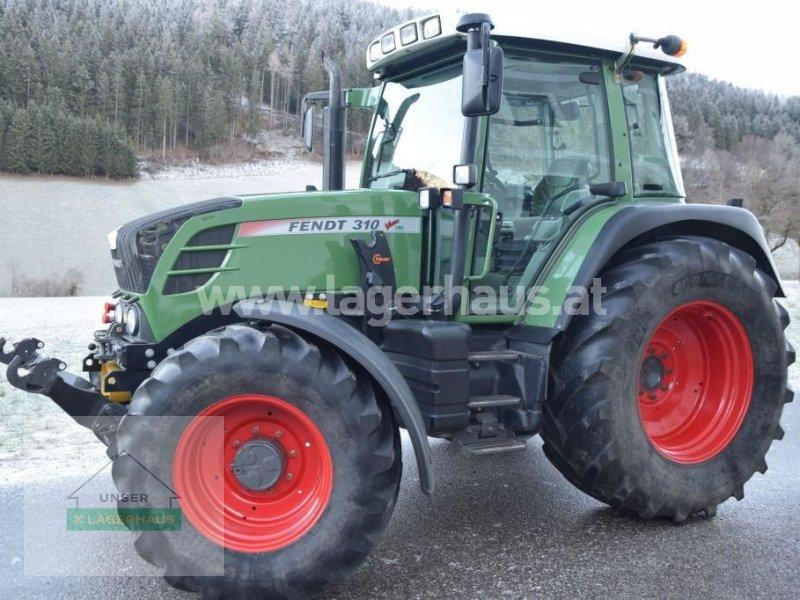Traktor des Typs Fendt 310 VARIO, Gebrauchtmaschine in Göstling (Bild 1)