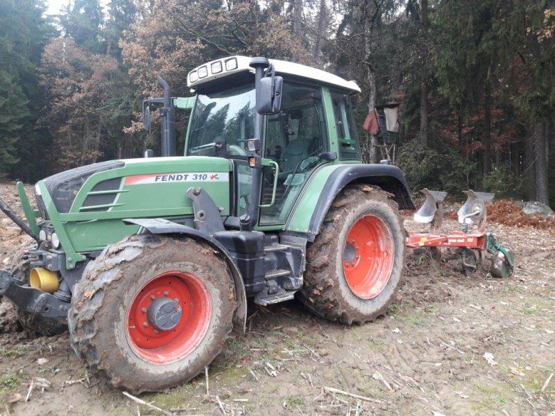 Traktor типа Fendt 310 Vario, Gebrauchtmaschine в Böbrach (Фотография 1)