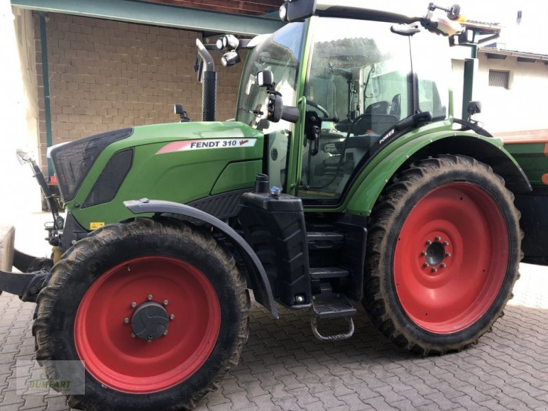 Traktor des Typs Fendt 310 Vario, Gebrauchtmaschine in Bad Leonfelden (Bild 1)