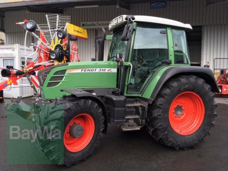 Traktor des Typs Fendt 310 VARIO, Gebrauchtmaschine in Furth im Wald (Bild 4)