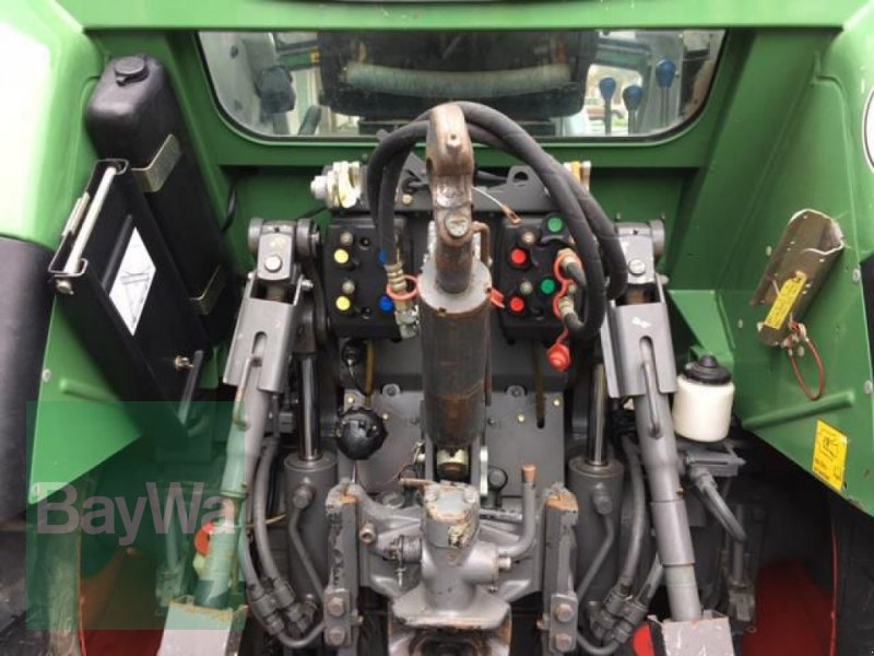 Traktor des Typs Fendt 310 VARIO, Gebrauchtmaschine in Furth im Wald (Bild 5)