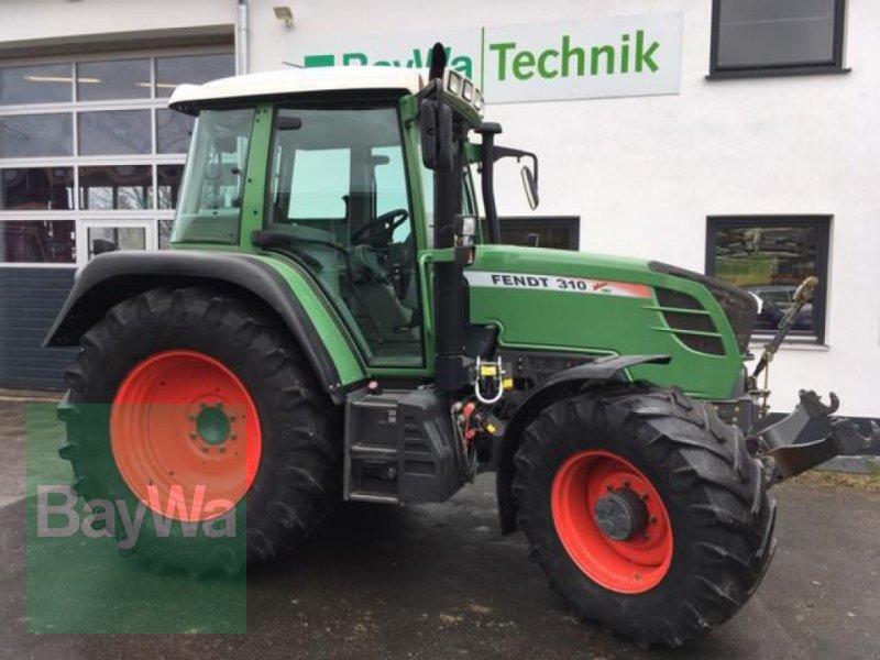 Traktor des Typs Fendt 310 VARIO, Gebrauchtmaschine in Furth im Wald (Bild 1)