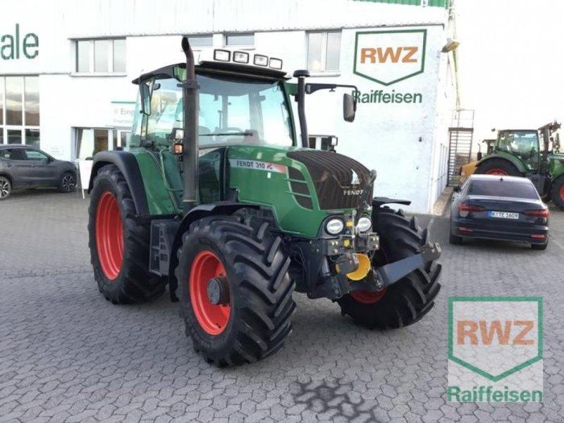 Traktor des Typs Fendt 310 Vario, Gebrauchtmaschine in Kruft (Bild 1)