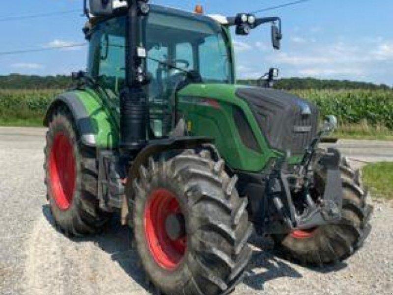 Traktor des Typs Fendt 310, Gebrauchtmaschine in Muespach (Bild 1)