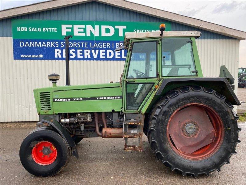Traktor типа Fendt 311 LS, Gebrauchtmaschine в Rødekro (Фотография 1)