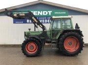 Fendt 311 LSA Farmer med frontlæsser Stoll Robust F30 Traktor