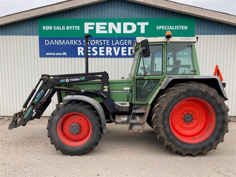 Traktor типа Fendt 311 LSA Farmer Med Trima Frontlæsser, Gebrauchtmaschine в Rødekro (Фотография 1)