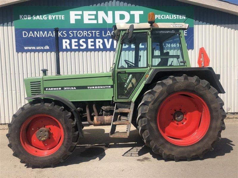 Traktor des Typs Fendt 311 LSA Turbomatic, Gebrauchtmaschine in Rødekro (Bild 1)