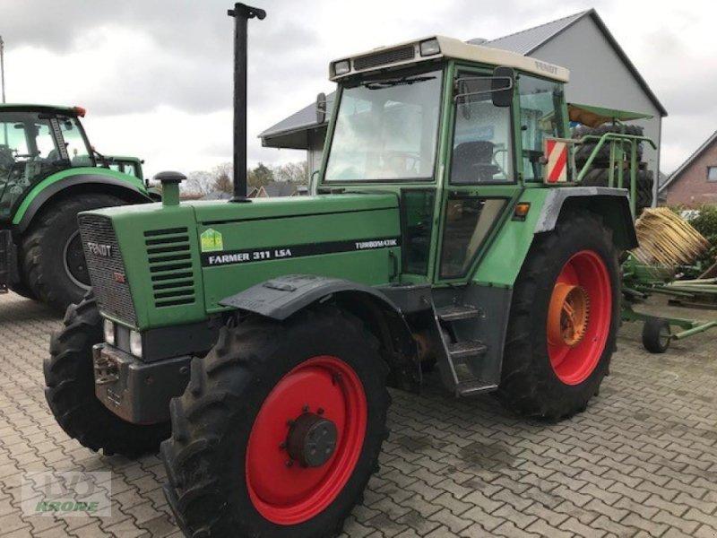 Traktor des Typs Fendt 311 LSA, Gebrauchtmaschine in Spelle (Bild 1)