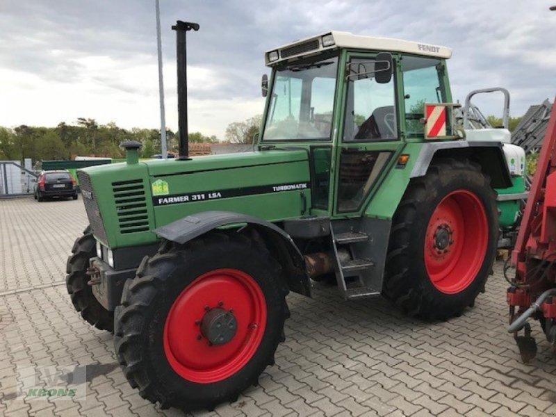Traktor типа Fendt 311 LSA, Gebrauchtmaschine в Osterwald (Фотография 1)