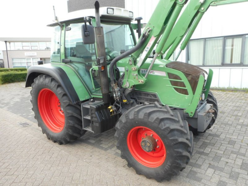 Traktor типа Fendt 311 vario, Gebrauchtmaschine в Oirschot (Фотография 1)