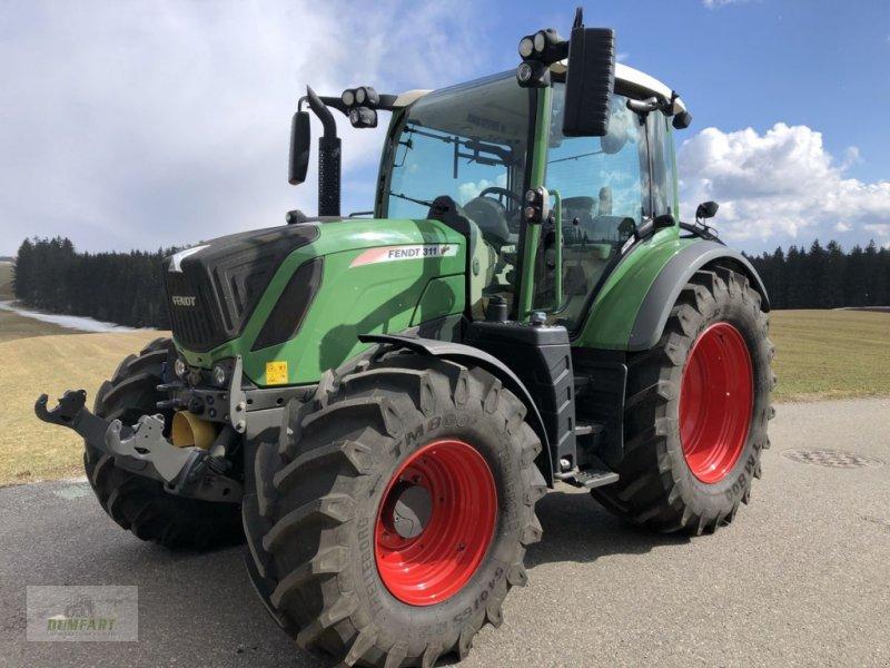 Traktor des Typs Fendt 311 Vario, Gebrauchtmaschine in Bad Leonfelden (Bild 1)