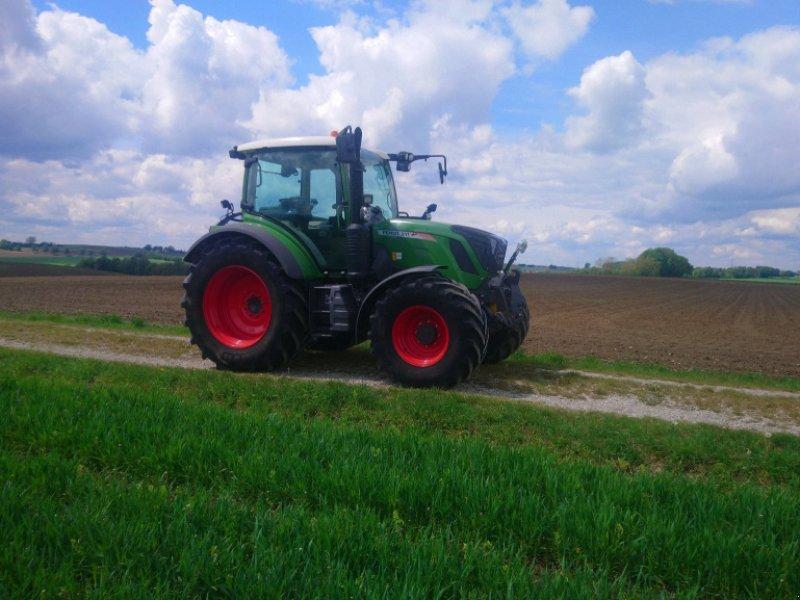 Traktor типа Fendt 311 Vario, Gebrauchtmaschine в Hebertshausen (Фотография 4)