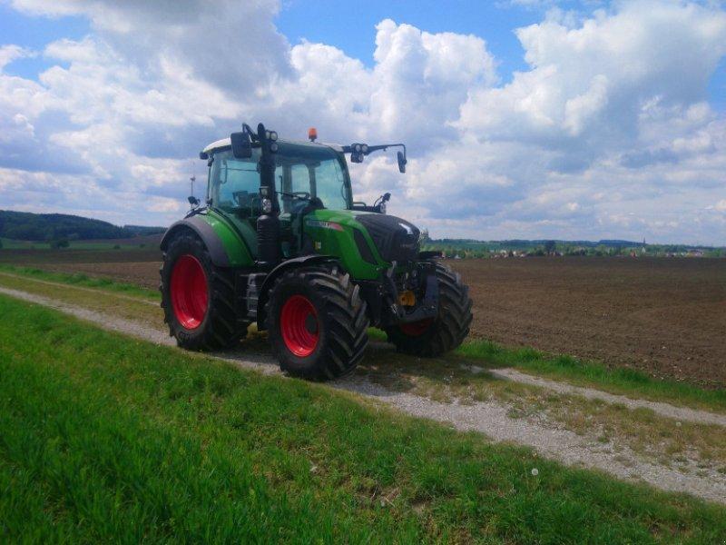 Traktor типа Fendt 311 Vario, Gebrauchtmaschine в Hebertshausen (Фотография 5)