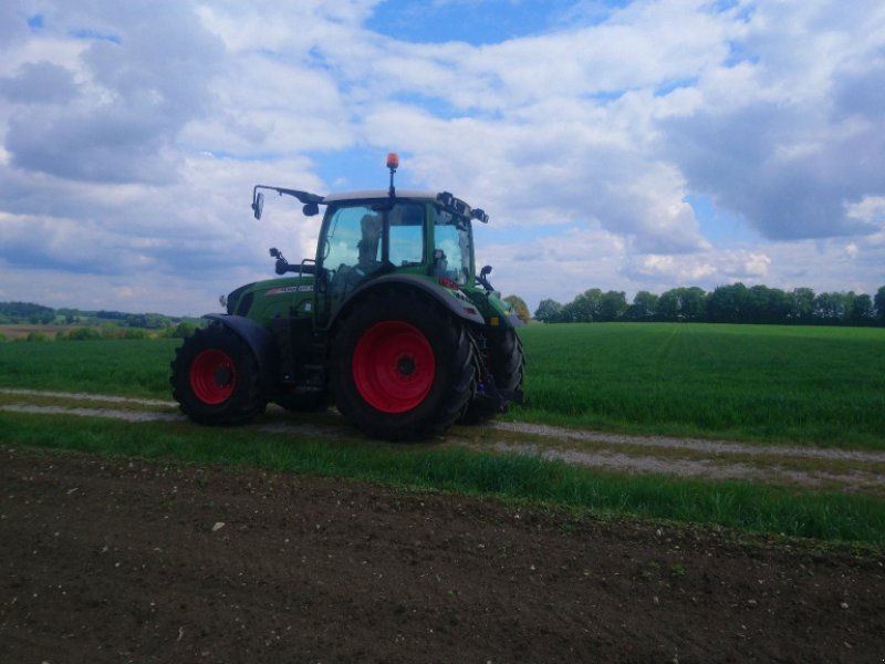Traktor типа Fendt 311 Vario, Gebrauchtmaschine в Hebertshausen (Фотография 6)
