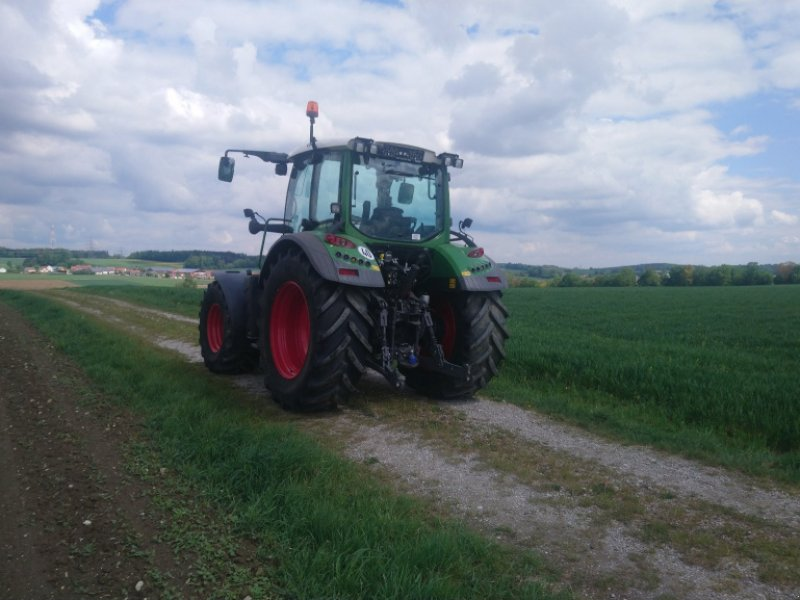 Traktor типа Fendt 311 Vario, Gebrauchtmaschine в Hebertshausen (Фотография 8)