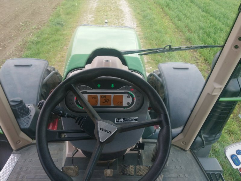 Traktor типа Fendt 311 Vario, Gebrauchtmaschine в Hebertshausen (Фотография 12)
