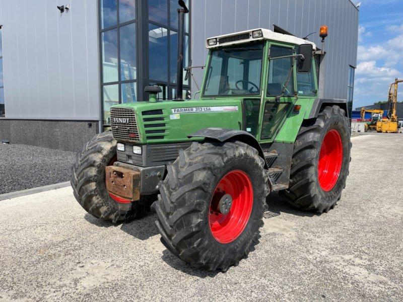 Traktor typu Fendt 312 LSA, Gebrauchtmaschine w Holten (Zdjęcie 1)
