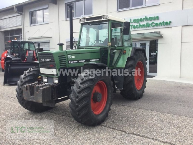 Traktor tipa Fendt 312 LSA, Gebrauchtmaschine u Korneuburg (Slika 1)